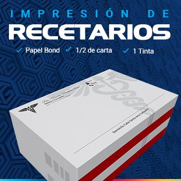 recetarios